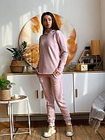 Спортивный костюм теплый с капюшоном К 00543 с 04