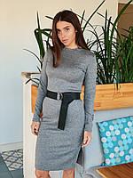 Платье женское теплое К 00 539 03