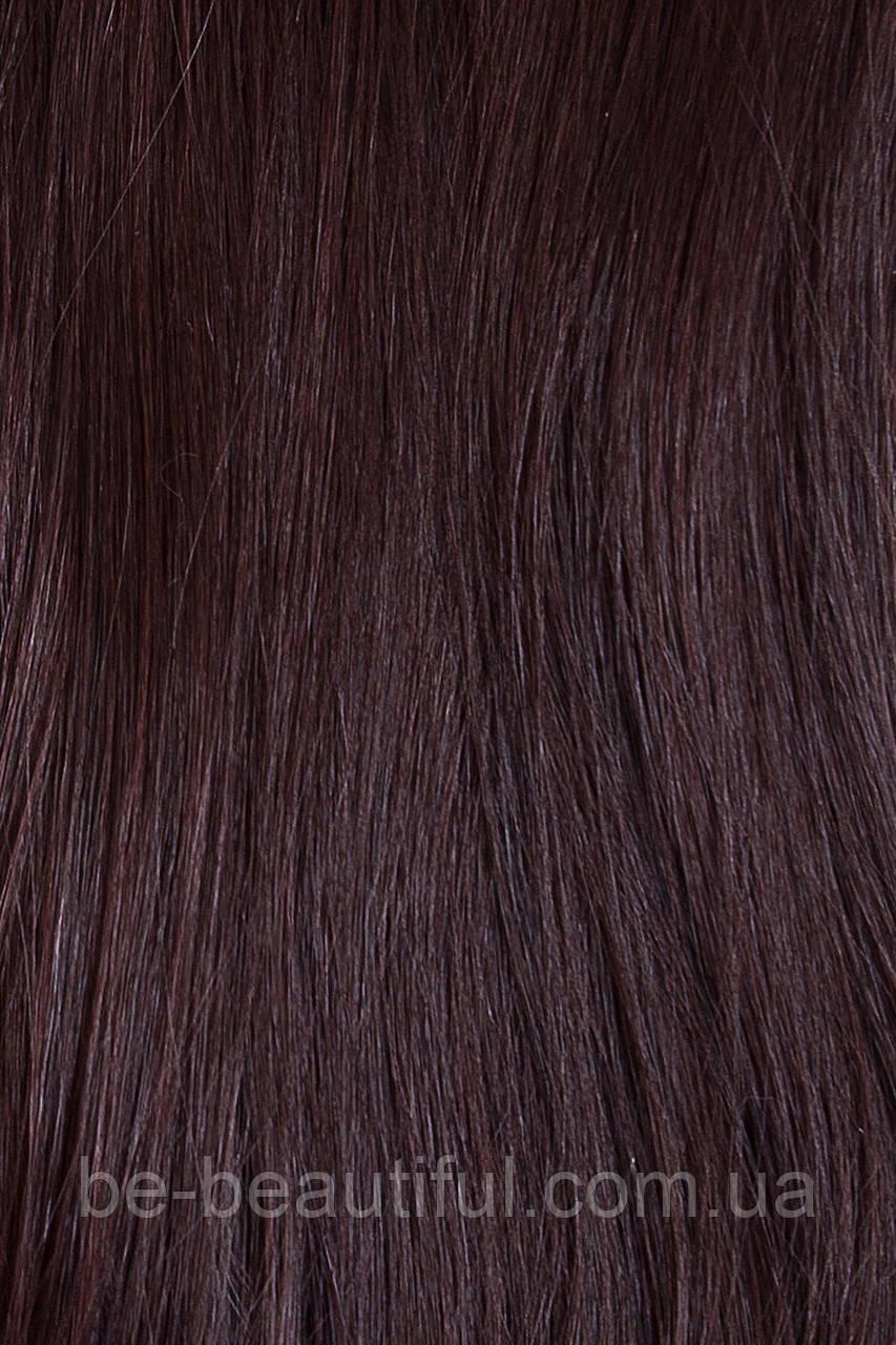 Цвет: блики черный шоколад с краснинкой