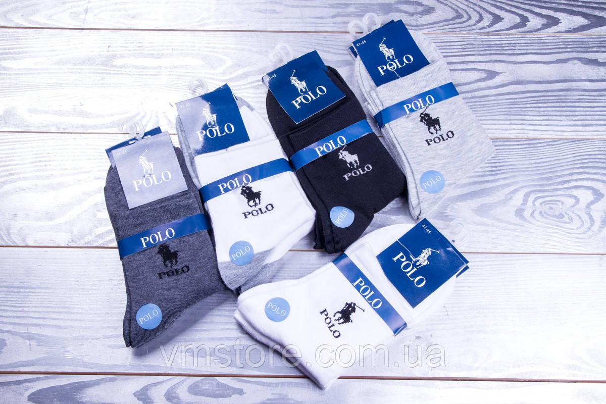 Носки мужские копия бренда, набор 10 штук