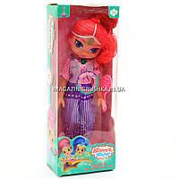 Кукла Шиммер, 33 см, музыкальная, расческа, на бат(таб), 9955, фото 1
