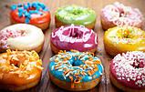 Гриль  для донатсов (американских пончиков) GoodFood DM6, фото 4