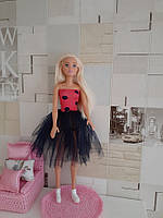 Одежда для кукол Барби. Юбка ту-ту и топ. Большой выбор.