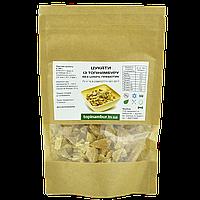 Цукаты из топинамбура натуральные, без сахара, 250гр