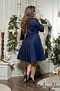Женское  платье  нарядное , 48-54 размер №393, фото 3