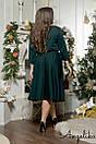 Женское  платье  нарядное , 48-54 размер №393, фото 4