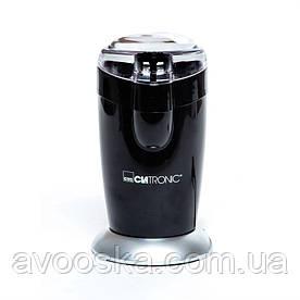 Кофемолка Clatronic KSW-3306-B / 120 Вт