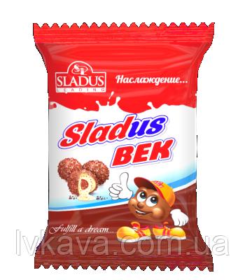 Драже Хрустящие глазированные  кукурузные хлопья   Sladus Bek , 2 кг, фото 2