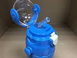 Термос детский питьевой с трубочкой Микки Маус 500 мл, фото 4