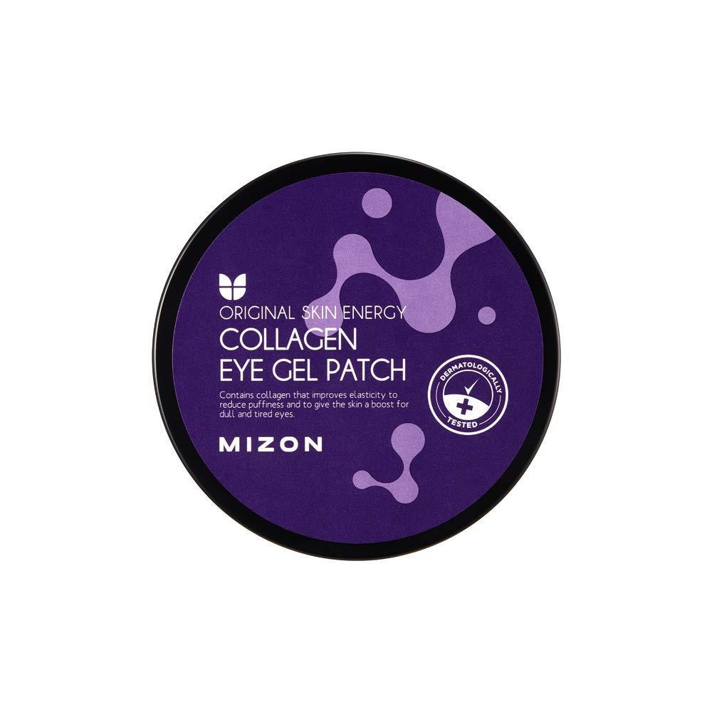 Гидрогелевые патчи для глаз с морским коллагеном MIZON Collagen Eye Gel Patch 60 шт.