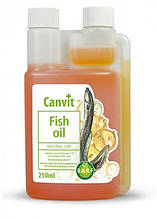Canvit Fish Oil жидкая витаминная добавка (морской угорь) 250мл