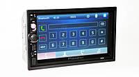 Автомагнитола 7010G 2 Din GPS-навигатор короткая база