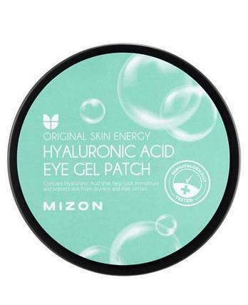 Гидрогелевые патчи с гиалуроновой кислотой MIZON Hyaluronic Acid Eye Gel Patch 60 шт., фото 2