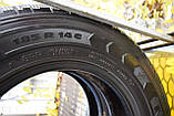 Шины б/у 185 R14С Michelin Agilis 81 Snow-Ice, шип-ЗИМА, 6 мм, пара, фото 8