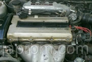 Мотор (Двигатель) Mazda 626 GD 1987-1991г.в. 2,0 бензин 16V FE3N