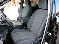 Чехлы для сидений авто Chevrolet Aveo из автоткани