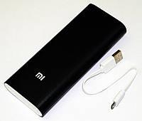 Повер банк Power Bank Xiaomi 16000 mAh 2 USB Металл, фото 4