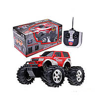 Радиоуправляемый Джип PLAY SMART 9003 Тарзан | Машина на пульте управления | Красный