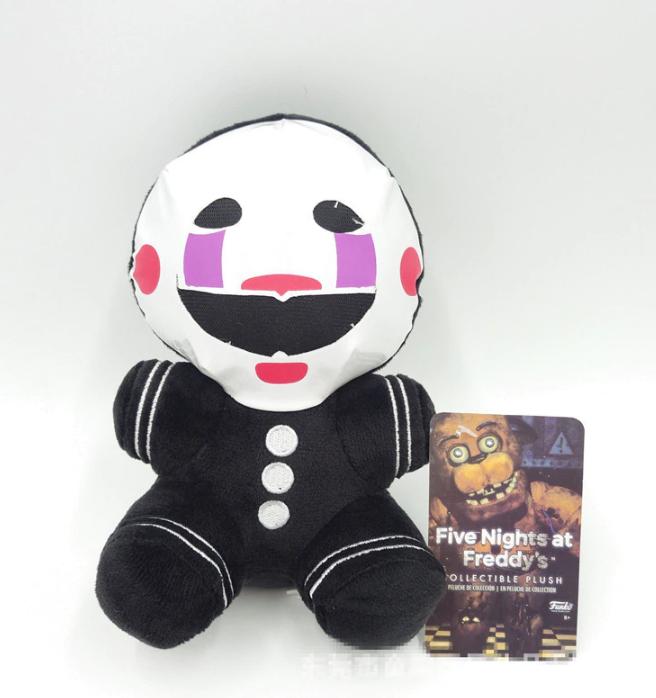 Оригинальная плюшевая игрушка Марионетка 19 см. 5 ночей с Фредди  Аниматроники. Фнаф