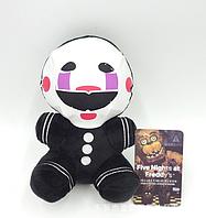 Оригинальная плюшевая игрушка Марионетка 19 см. 5 ночей с Фредди  Аниматроники. Фнаф, фото 1
