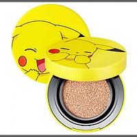 Кушон с экстрактом Алоэ Tony Moly Pikachu Mini Cover Cushion (pokemon edition) #2, фото 1