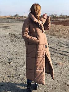 Женский пуховик одеяло S M L XL