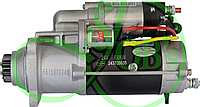Стартер редукторный  24v  6.6 kwz11 Foton.Howo. Scania . Weichai