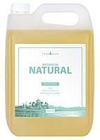 Профессиональное массажное масло «Natural» 5000 ml для массажа (професійне масажне масло для масажу)