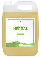Профессиональное массажное масло «Herbal» 5000 ml для массажа (професійне масажне масло для масажу)