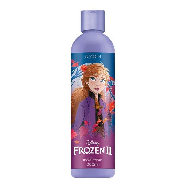 Детский  гель для душа  Avon Frozen Disney