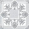 Плита потолочная без швов Валенсия