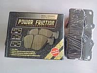 Тормозные колодки керамические Power Friction (страна производитель USA), фото 1
