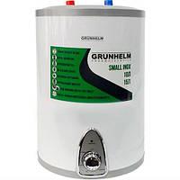 Водонагреватель Grunhelm GBH I-15U Бойлер 15 л (нержавеющая сталь,установка под мойкой)