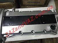 Крышка клапанов алюминиевая Лачетти Lacetti 1.6 16 клапанная GROG 96473698 в сборе