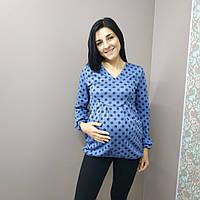 Кофта для беременных ангора