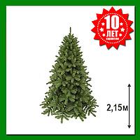 Искусственная сосна Triumph Tree Scandia 2.15 м Зеленая, фото 1