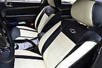 Чехлы для сидений авто Chevrolet Spark из Эко-кожи