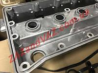 Крышка клапанов алюминиевая Нексия Nexia 1.6 16 клапанная GROG 96473698 в сборе