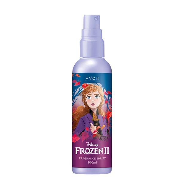 Детская ароматизированная вода-спрей для тела AVON Frozen (100 мл)