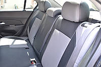 Чехлы для сидений авто Chevrolet Cruze из Эко-кожи