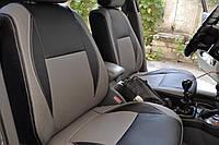 Чехлы для сидений авто Chevrolet Lacetti из Эко-кожи