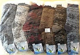 Носки на меху шерстяные мужские