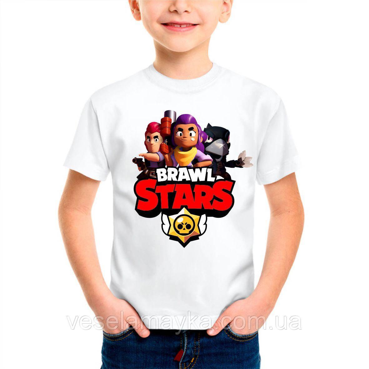 Дитяча футболка BS 7 (Кольт, Шеллі і Ворон)
