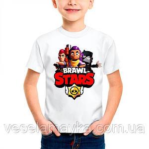 Детская футболка Brawl Stars 7