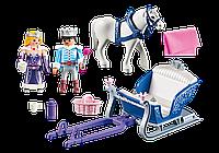 Playmobil 9474 Королевская семья с волшебной каретой