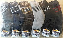 Носки с мехом шерстяные мужские