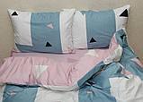 Двухспальный. Комплект постельного белья с компаньоном S368, фото 2