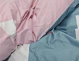 Двухспальный. Комплект постельного белья с компаньоном S368, фото 3