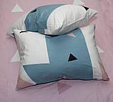 Двухспальный. Комплект постельного белья с компаньоном S368, фото 5