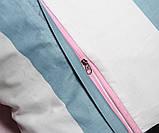 Двухспальный. Комплект постельного белья с компаньоном S368, фото 6